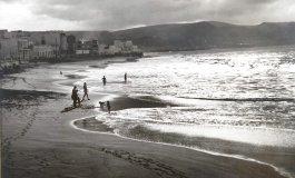 La playa a finales de los 60
