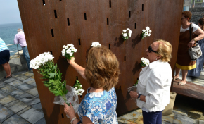 Este sábado, homenaje a las victimas del vuelo JK5022 en Los Nidillos