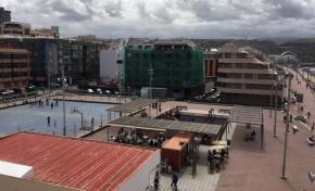 El Ayuntamiento inicia las obras para habilitar un acceso al depósito de tormentas de La Cícer que permita su saneamiento