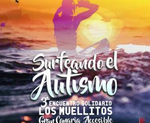 """III Encuentro los Muellitos """"Surfeando el Autismo"""". Inscríbete"""