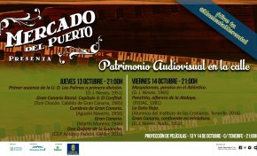 Ciclo de cine histórico en el Mercado del Puerto