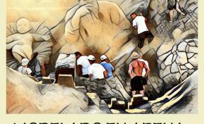 Curso de jóvenes talentos en la escultura de arena. Inscríbete