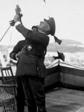 Cuando el dictador Primo de Rivera visitó Las Canteras