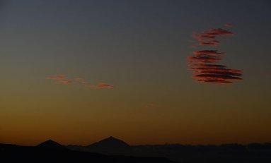 Nubes delicadas