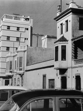 Calle Sagasta 1946