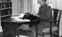 Agatha Christie tendrá su plaza en la Cicer