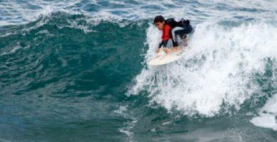 Se celebró en la Cicer la 2ª prueba de la Liga Urban by Firgas Surf GC