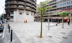 Una nueva plaza para Albareda