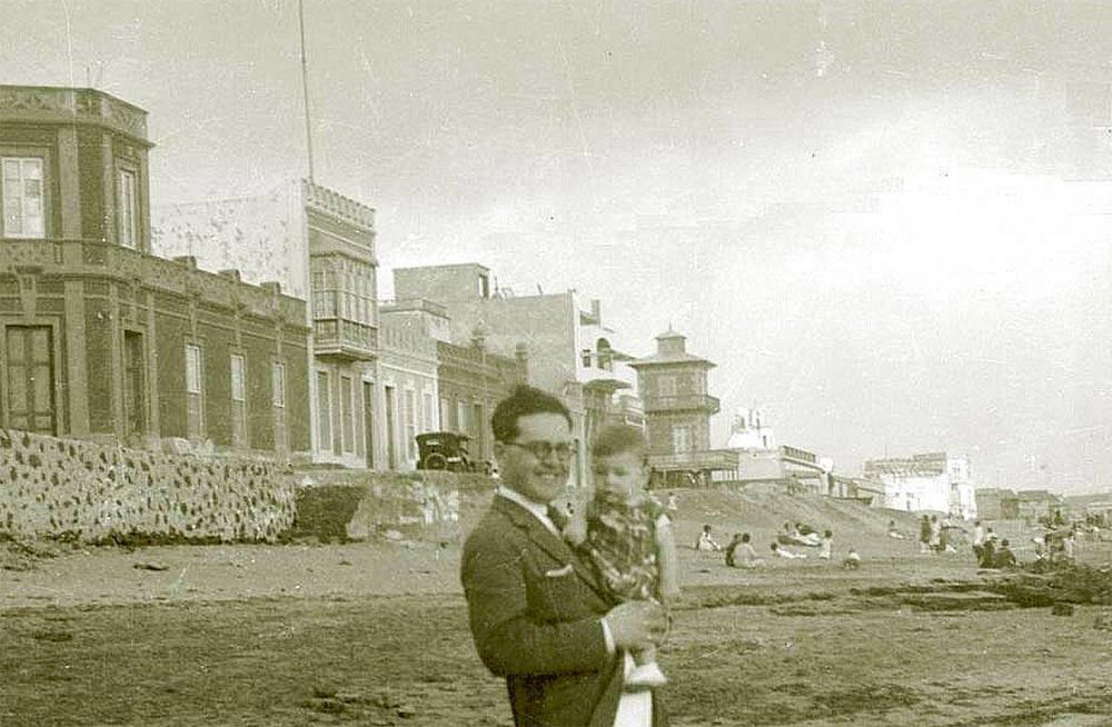 Bernardo de la Torre en los años 20