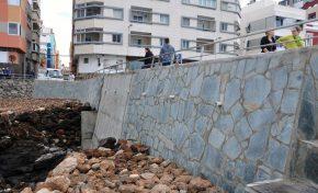 100.000 euros por el arreglo del agujero de la plaza de La Puntilla