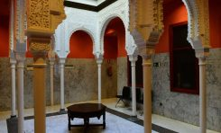 El hotel Alhambra