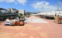 En mayo se podrá usar la nueva pasarela de la Cicer