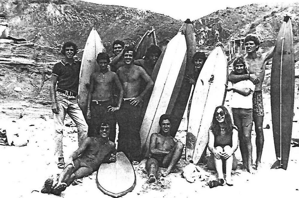 Leyendas del surf