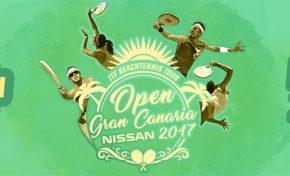 Este fin de semana llega el Open de Gran Canaria Nissan ITF Beachtennis Tour 2017 a Las Canteras