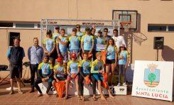 Alessio Stillrich y Daida Ruano se proclaman campeones en la 1ª edición del Campeonato de Canarias de Windsurf
