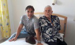 José Cabello, una vida salvada por Alberto
