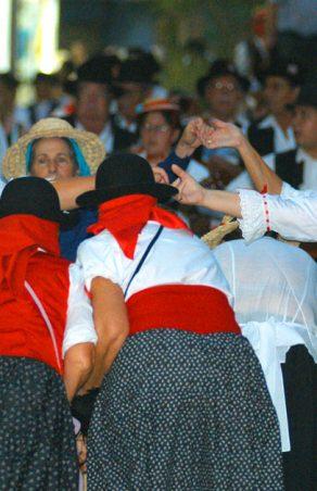 Actualizamos, actos en el entorno de Las Canteras por el Día de Canarias