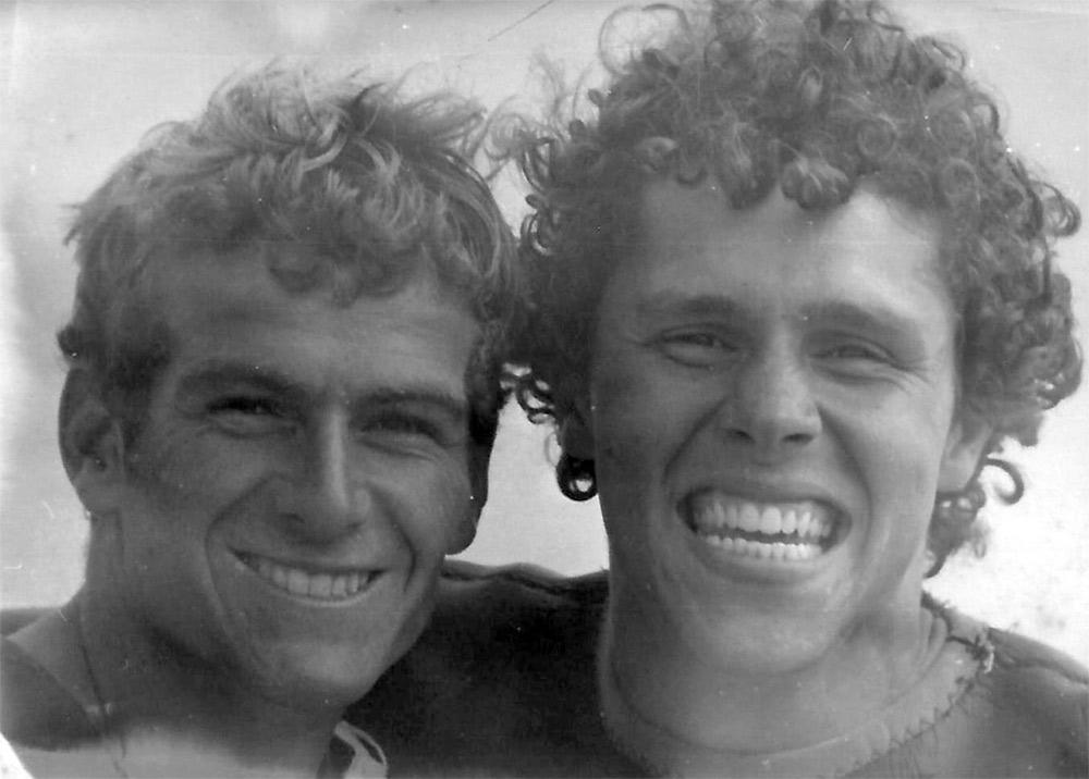Federico y Tino