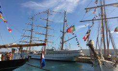Arriban los grandes veleros de la Rendez-Vous 2017 Tall Ships Regatta