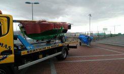 Los barquillos de vela latina en Fimar