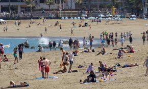 El portal GoEuro coloca a Las Palmas de Gran Canaria entre los 20 primeros destinos de playa para este verano en Europa