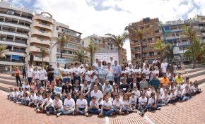 Ciudad de Mar invita a cuidar el litoral y las playas capitalinas