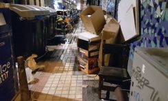 Carta de la AA VV Peña la Vieja denunciando la insostenibilidad e inseguridad del barrio