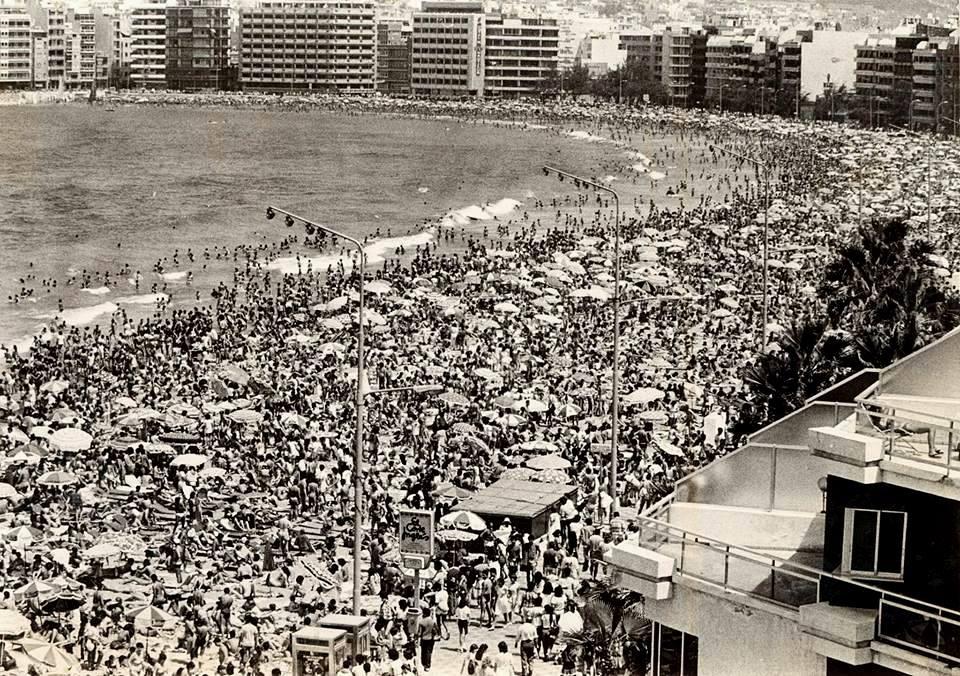 Un domingo de verano de 1980 y pico
