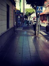 Calles traseras