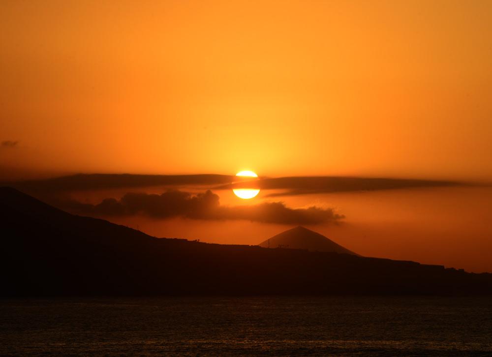 El sol regresa….