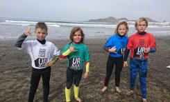 Segunda prueba de la Liga Urban by Firgas Surf Gran Canaria