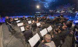 CANCELADO. Concierto de Navidad de la Banda Sinfónica Municipalen Las Canteras