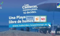 Más de 3.000 votosen una semanapara la consulta ciudadana sobre las zonas libres de humo