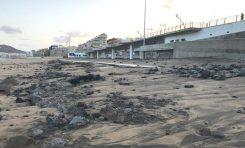 La Cicer empedrada; pierde la playa de Las Canteras, perdemos todos