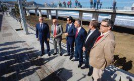 El Ayuntamiento ha dado por culminadas las obras de la pasarela de la Cicer
