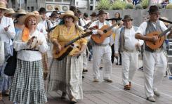 """30 de mayo """"Paseo Romero"""" por el Día de Canarias"""