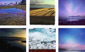 Las Canteras, una playa de moda en Instagram