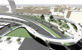 Se inician los trabajos de construcción de la pasarela del Puerto Onda Atlántica