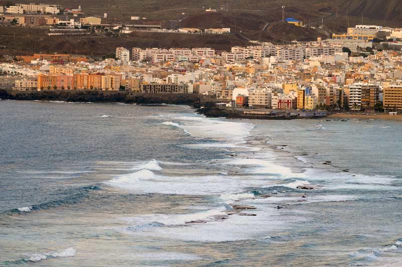 """Únete a la """"Plataforma ciudadana abierta para el cuidado de la riqueza ambiental y de la biodiversidad de la Playa de Las Canteras y El Confital"""""""