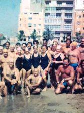 Nadadores y nadadoras