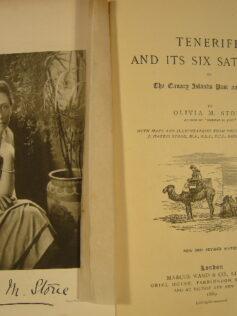 2º Fragmento del capítulo Bahia del Confital por Olivia M. Stone