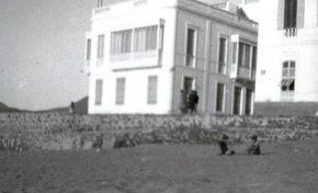 El Muro Marrero en los años 30 del siglo pasado