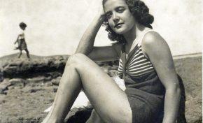 Lola Miranda en 1940