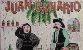 De cuando Juan Canario se baño en Las Canteras un domingo de verano