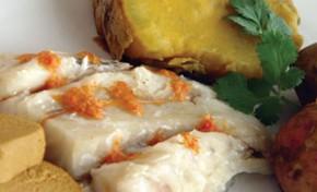Receta del sancocho canario