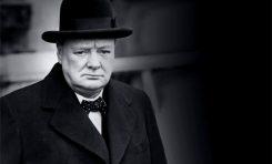 Se cumplen 50 años del baño de Winston Churchill en la playa de Las Canteras