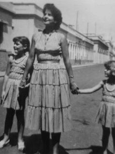 Cuando en la calle Nicolás Estévanez solo había casas terreras