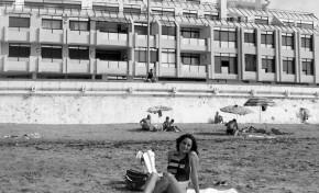 "Ser player@, de la Playa de Las Canteras. Goyi Benítez:  ""Para mi ver La Barra, es ver a mi padre junto a mi, en mi niñez"""