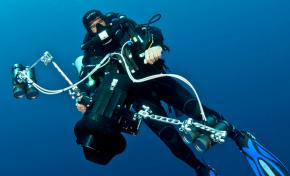 """Entrevista al naturalista y cámara submarino Rafa Herrero Massieu: """"El mar es para mi el aire que respiro"""""""