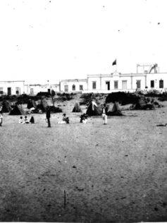 La Puntilla en 1890